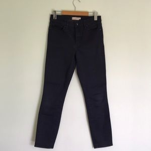 Tory Burch navy blue cropped pants size 26x26